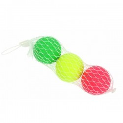 Lot de 3 balles de beach ball