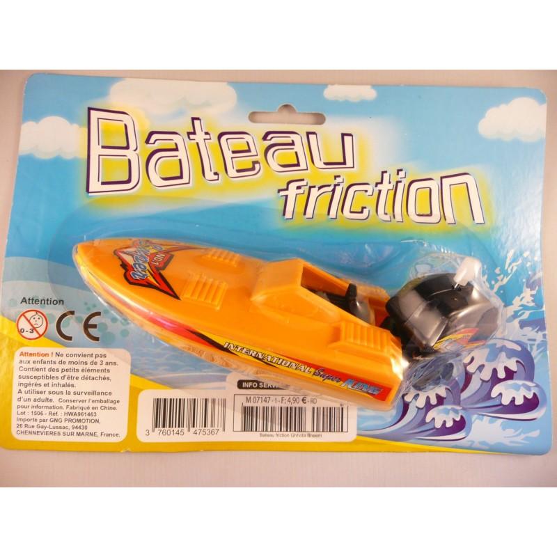 Bateau friction 13cm