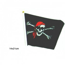 12 DRAPEAU PIRATE (0.25€)