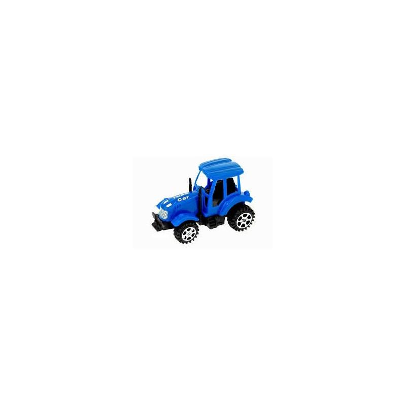 12 Tracteurs 9cm(0.30€ ttc pièce)