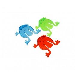 36 Lot de 3 grenouilles sauteuses(0.12€)