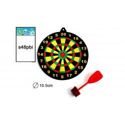 12 jeux de cibles (0.40€)