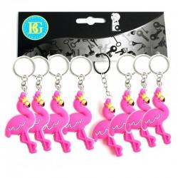 12 Porte clés Flamant(0.25€)