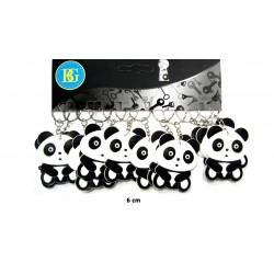 12 PORTE-CLE PANDA(0.25€)