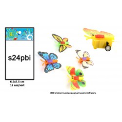 24 Animal Mécanique Papillon(0.24€)