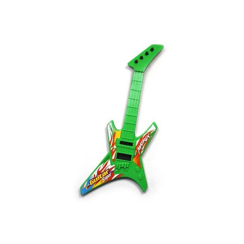 Guitare rock jouet