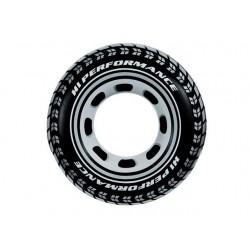 Bouée pneu ø 91cm intex