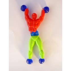 12 Sticky acrobate ninja(0.16€ ttc pièce)