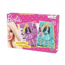 Je crée ma Barbie